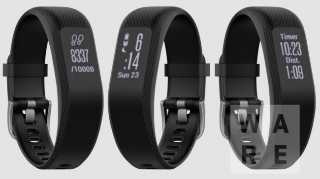 Garmin Vivosmart HR Plus